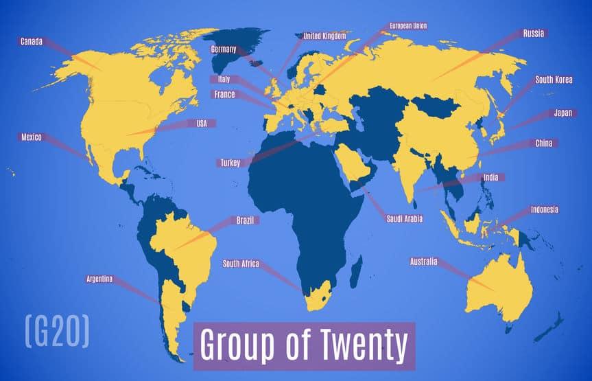 G20 Member Nations