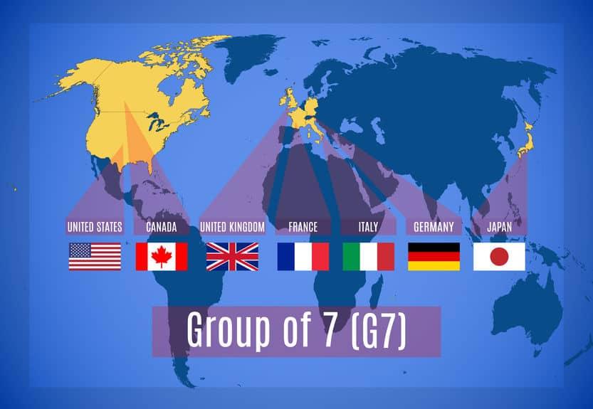 G7 Member Nations