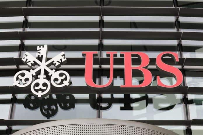 UBS Swiss Bank