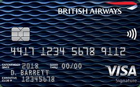 British Airways Signature Via