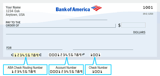 Bank of America Checking Accounts