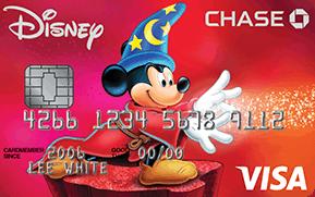 Disney Visa Credit Card