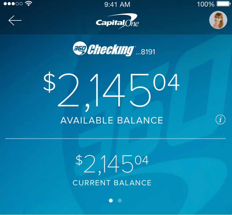 Capital One 360 Banking