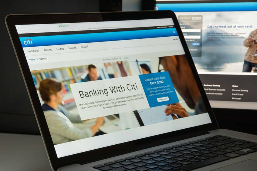Citi Online Banking