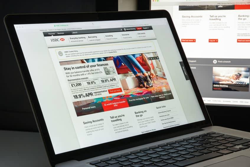 HSBC Online Banking