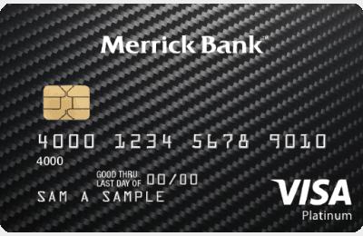 Merrick Bank Platinum Visa