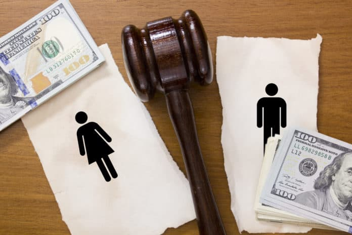 costs of a divorce