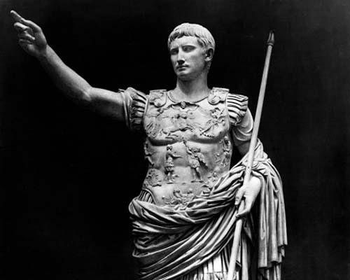 Augustus Caesar (Gaius Octavius)