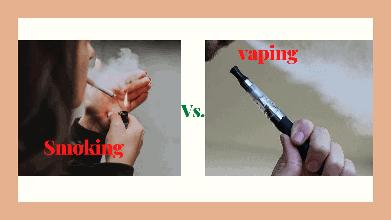 Smoking Or Vaping