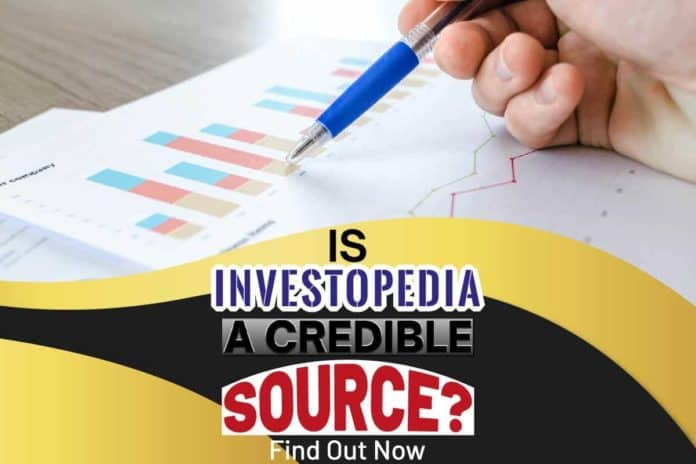 Is Investopedia A Credible Source